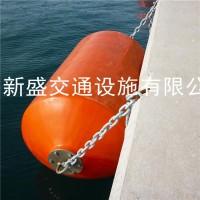 实心聚氨酯护舷 新复合材料实心发泡护舷 泡沫填充防撞球