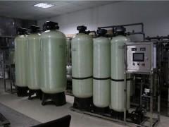 湖州去离子水设备|护肤品生产用水设备|超纯水设备