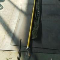 伸缩式绝缘杆拾物钳 绝缘拾物钳 取物钳 铁路地铁用拾物钳