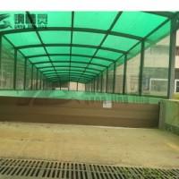 湖北防汛挡水墙规格 车库不锈钢挡水板