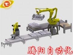 直角坐标机器人在铝锭码垛机上的应用