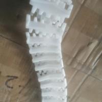 63柔性摩擦顶链板输送线