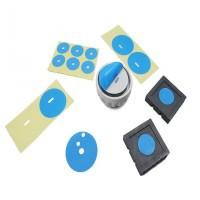 带玻纤导热双面胶高性能、高黏结、可替代打螺丝,免费送样