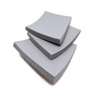 东莞硅胶发泡棉生产厂耐高温、密封性好、防火阻燃,免费送样