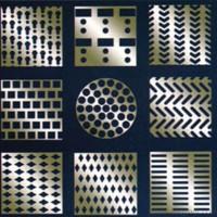 厂家批发冲孔网网格冲孔方孔网规格齐全可加工定制