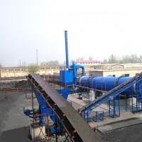 兰炭烘干生产工艺及价格 兰炭滚筒烘干机构造图 郑州鼎力