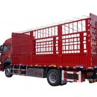 锣响载货车钢材质物流运输车铝合金工具箱