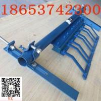 供应矿用清扫器H型合金橡胶 硬质合金刮刀B-1800清扫器