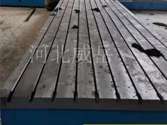 铸铁试验平台生产时的注意事项避免不该出现的缺陷