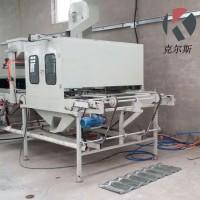 彩石金属瓦生产设备 源头厂家直销 克尔斯