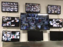 监控室智能大屏