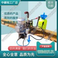 NZG-31型钢轨内燃钻孔机_钢轨钻孔机_交通轨道设备 优势