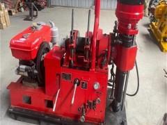 多用途GXY-200锡探水平钻机 深浅可调小型打井机