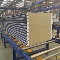 香格里拉供应 金属硬质隐钉式聚氨酯岩棉夹芯板