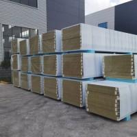 徐州出售 波纹横装式聚氨酯岩棉复合板