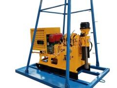 重探Y2型坑道钻机 自动升降钻井设备 车载水井钻机