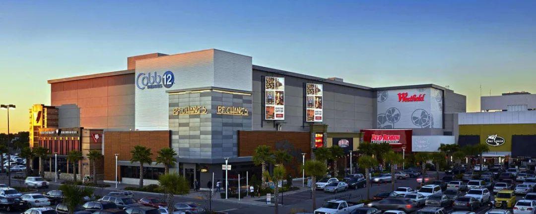 其美云考察洛杉矶Westfield世纪城:打破传统的体验式购物